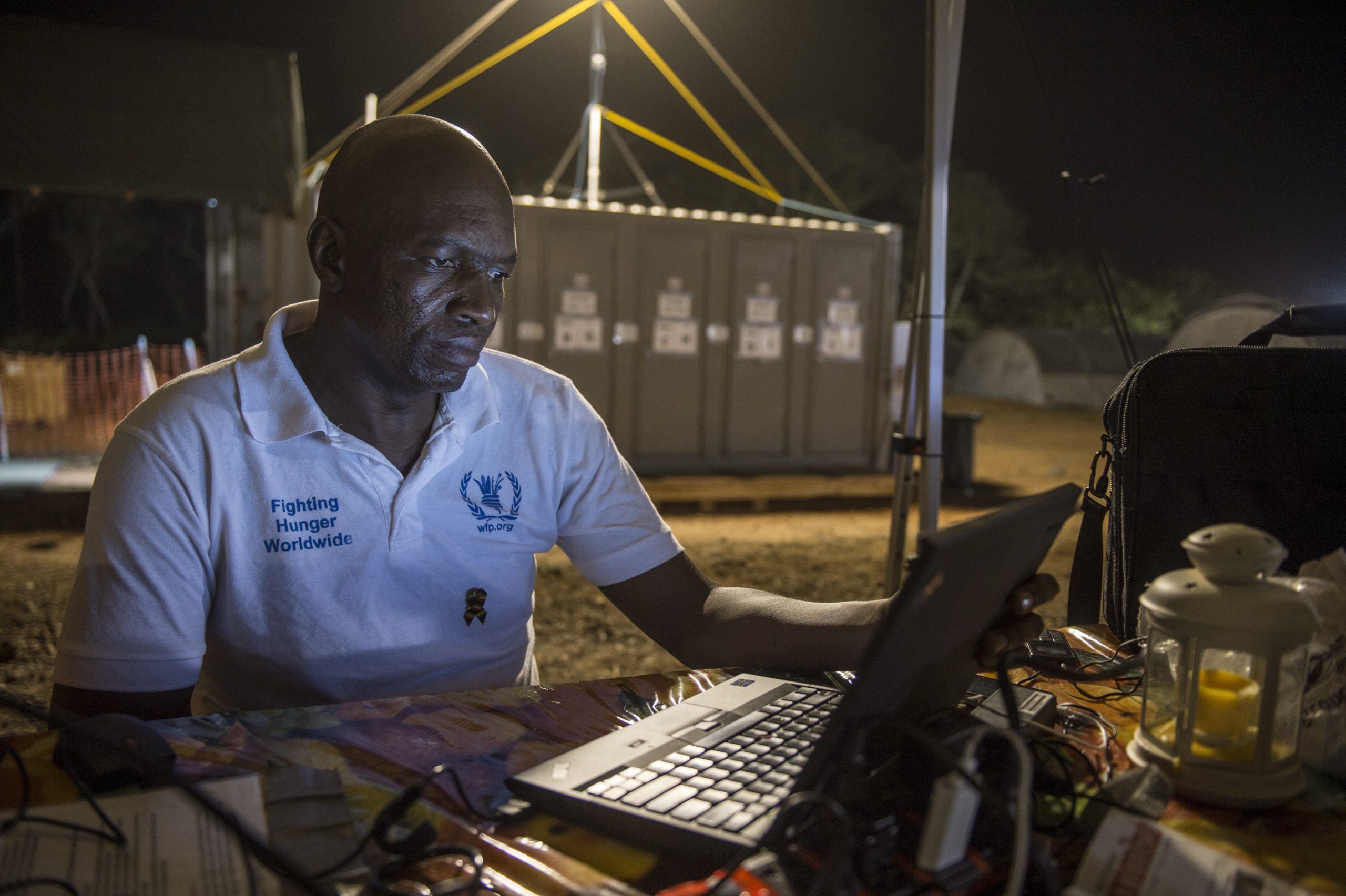 WFP and UNHCR address operational challenges with innovation at the Digital Solutions Bootcamp